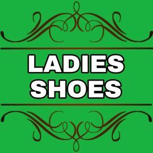 Shoes - LADIES Shoe Section